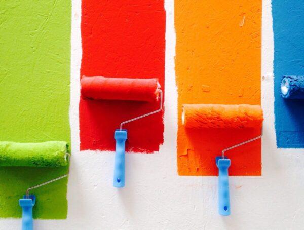 Online farvevælger